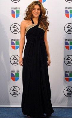 Est Robe Cette Shakira Dos Nu Dans Sans De Soirée Ravissante dIwqPf