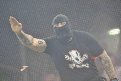 les hooligans serbe