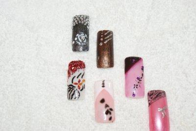 deco nail art