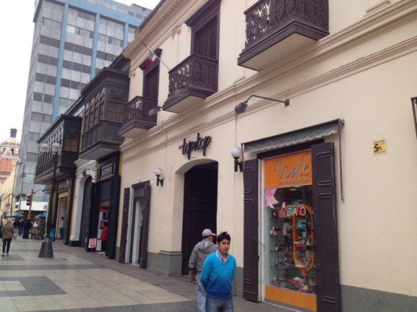 Lima, dernier jour