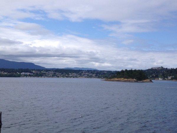 L'île de Vancouver