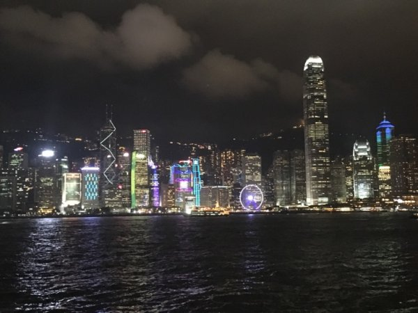 Hong Kong en long, en large et en travers