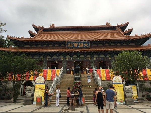 Win Chai et Big Bouddha