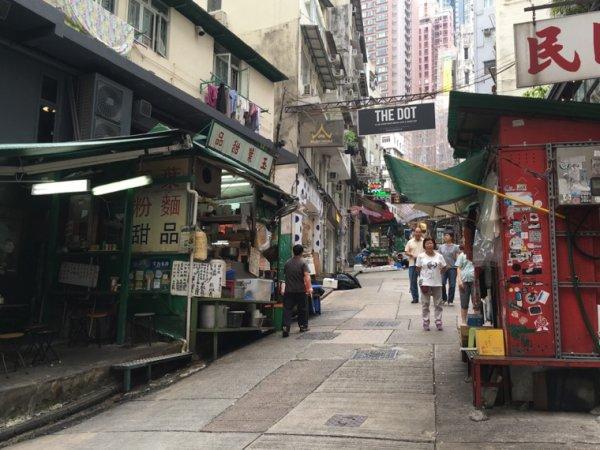 Scheung Wan et Central