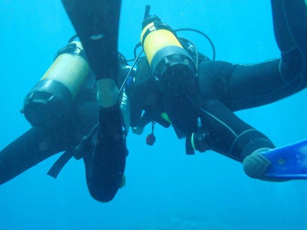 Extra La Réunion : Ma toute première plongée