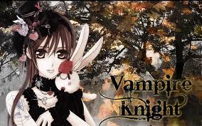 Sommaire : Vampire Knight