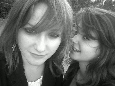 La vraie & la seule .Ma Meilleure Amiie  le plus loin possibleღ.                        Camille&Kelly