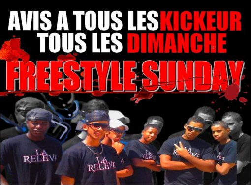 Sunday's Freestyle !!!