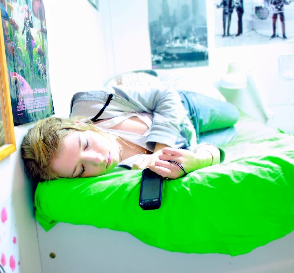 Dreaming Teen