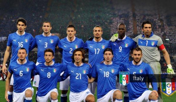 squadra azzura