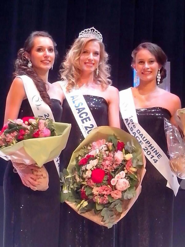 Miss Alsace 2014