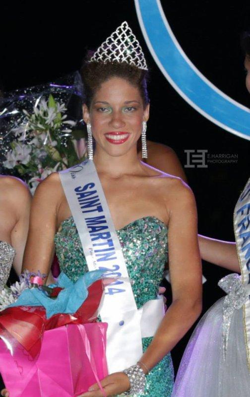 Miss Saint-Martin 2014