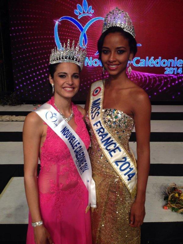 Miss Nouvelle-Calédonie 2014