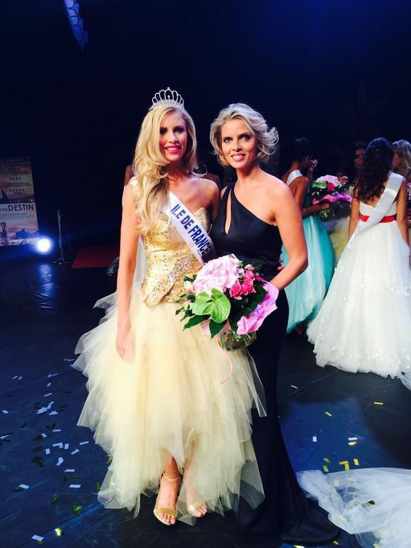 Miss Île-de-France 2014
