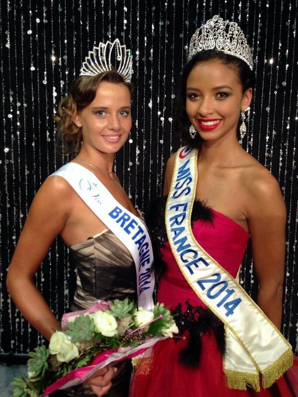 Miss Bretagne 2014