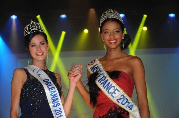 Miss Orléanais 2014