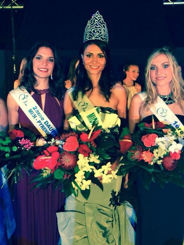 Miss Midi-Pyrénées 2014