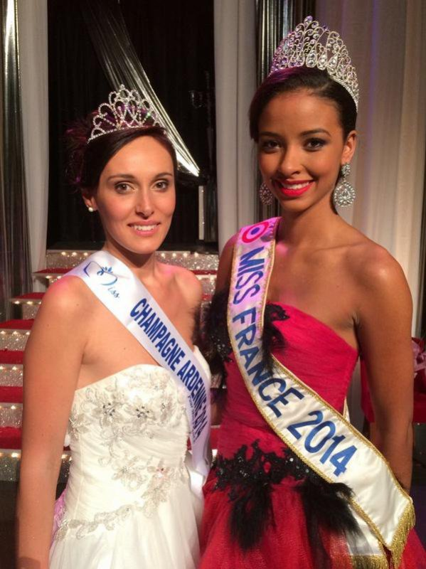 Miss Champagne-Ardennes 2014