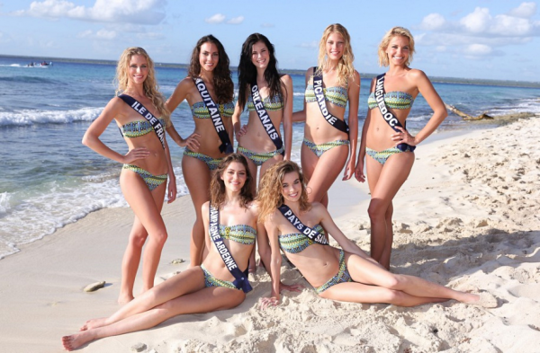 Aventure Miss France 2015