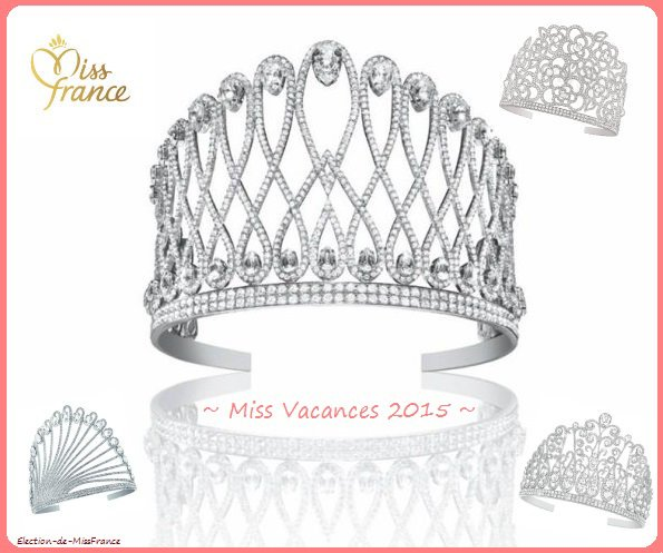 Election Miss Vacances 2015