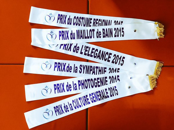 Informations sur Miss France 2016