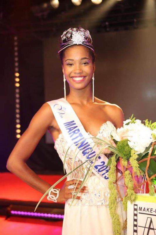 Miss Martinique 2015