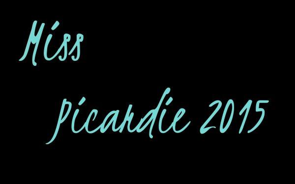 Miss Picardie 2015