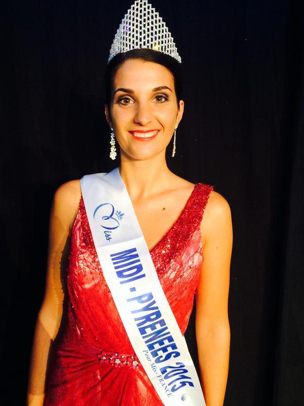Miss Midi-Pyrénées 2015