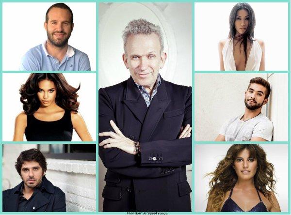Membres du Jury Miss France 2016