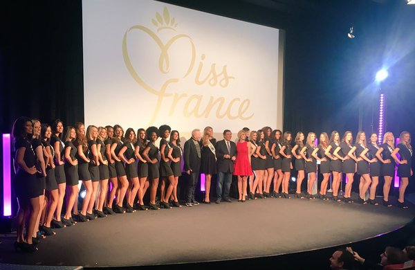 Aventure Miss France 2016