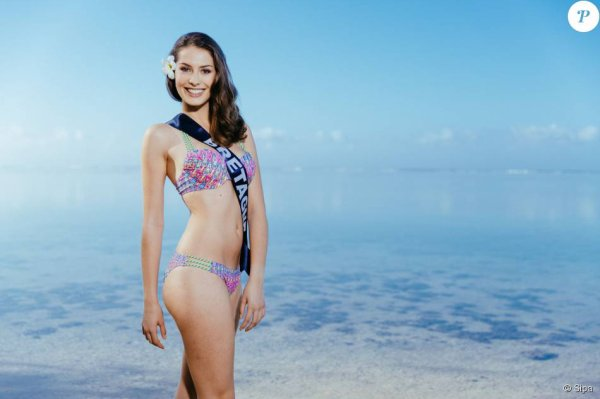 Photos officielles des candidates (maillots de bain)