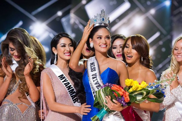 Miss Univers 2015
