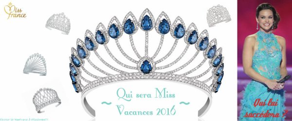 Election Miss Vacances 2016