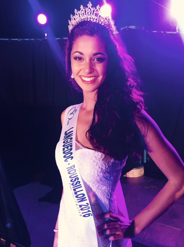 Miss Languedoc-Roussillon 2016