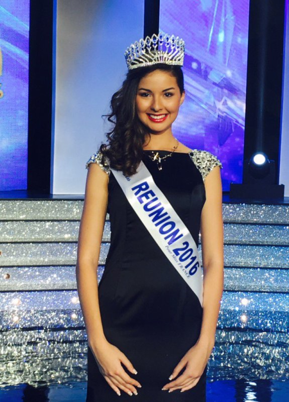 Miss Réunion 2016