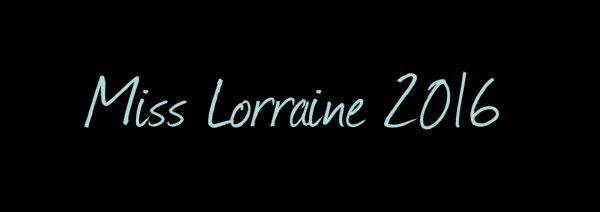 Miss Lorraine 2016