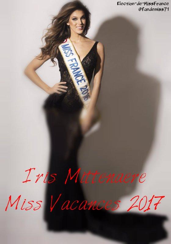 Election Miss Vacances 2017