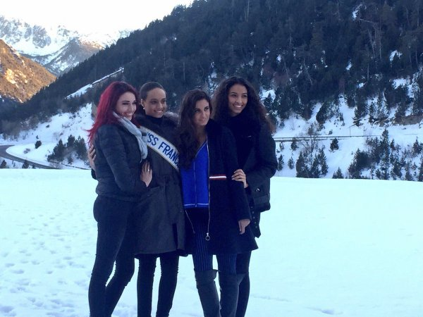 Voyage d'intégration Miss France 2017