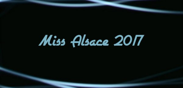Miss Alsace 2017