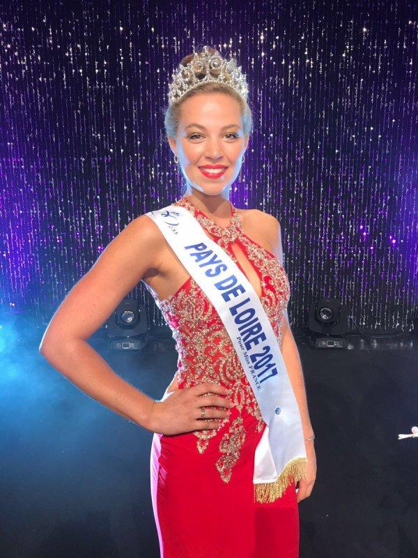 Miss Pays de Loire 2017