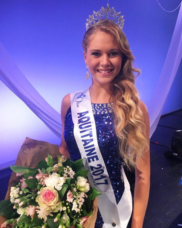 Miss Aquitaine 2017