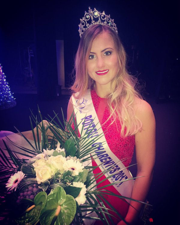 Miss Poitou-Charentes 2017