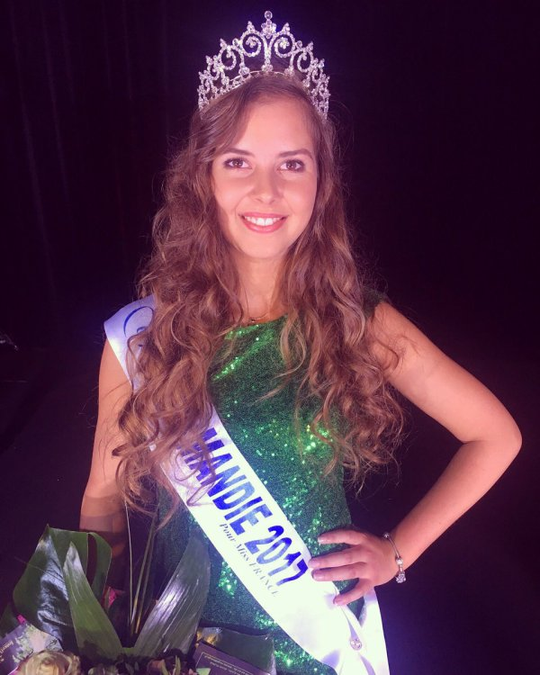 Miss Normandie 2017