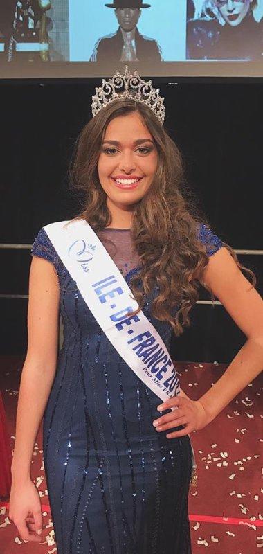 Miss Île-de-France 2017