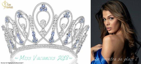 Election Miss Vacances 2018