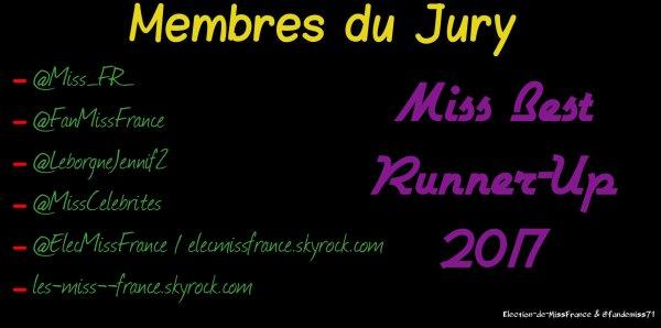 Miss Best Runner-Up 2017