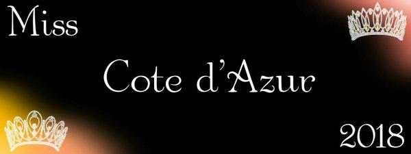 Miss Côte d'Azur 2018
