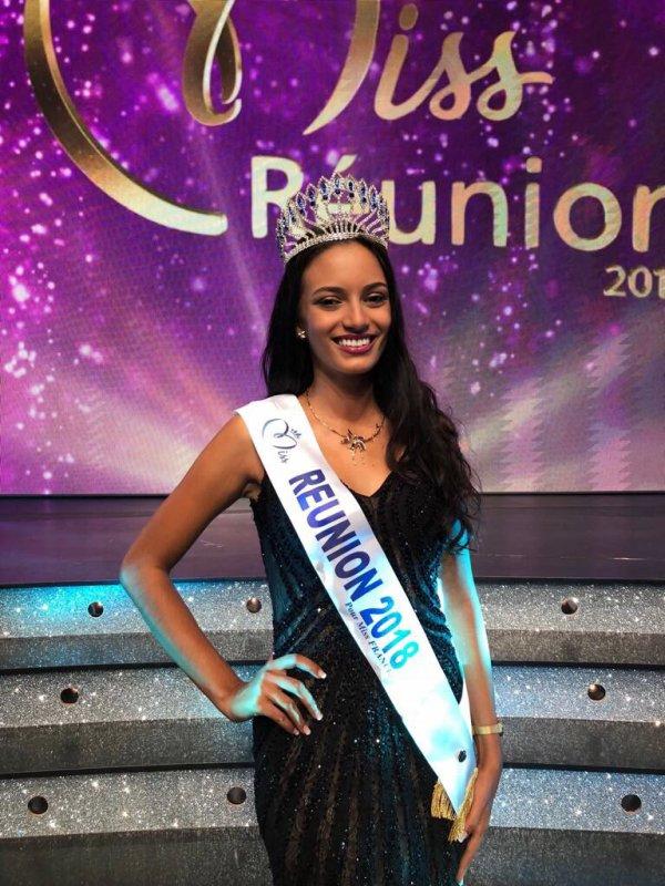 Miss Réunion 2018