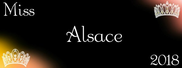 Miss Alsace 2018