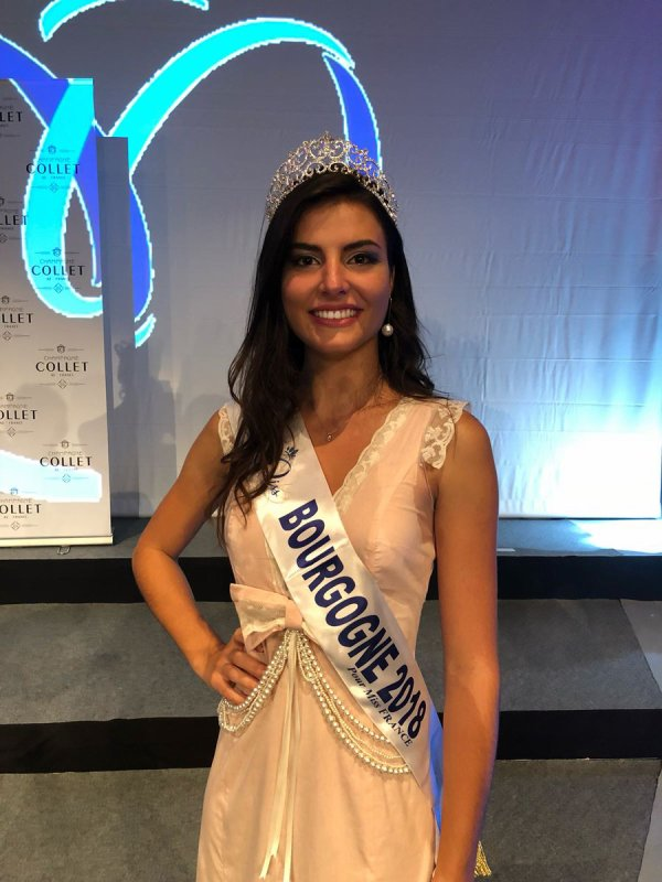 Miss Bourgogne 2018